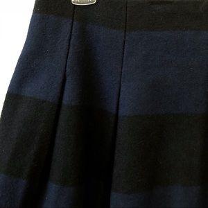 Madewell Skirts - Madewell Striped Wool Skirt 2